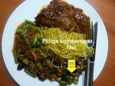 Pittige Komkommersalade recept   Smulweb.nl