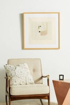 Abstract Composition 2 Wall Art by Artfully Walls in Assorted, Decor at Anthropologie
