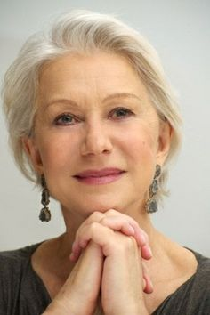 Helen Mirren...sassy stylish interesting lady. by jezi.jay