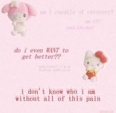 Im Losing My Mind, Lose My Mind, Baby Pink Aesthetic, Angel Aesthetic, Aesthetic Art, Trauma, Just Letting You Know, I Hate You, Goth Quotes