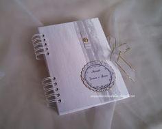 Sonia Cirino Atelier - Livro de Mensagens Noivado