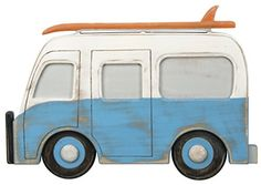 Primitives by Kathy Wall Art, Camper Van with Surf Board ... https://www.amazon.com/dp/B01EL14ORI/ref=cm_sw_r_pi_dp_x_np6bAbPKTACKN