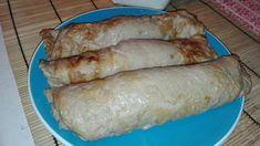 Palacsinta gesztenyelisztből - Palacsinta receptek Dairy, Bread, Cheese, Food, Meal, Essen, Hoods, Breads, Meals