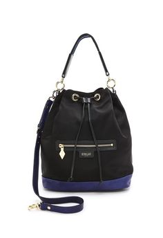 MZ wallace rome bucket bag. Drool.