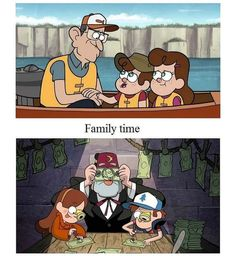 Gravity Falls Funny, Gravity Falls Fan Art, Gravity Falls Comics, Gravity Falls Dipper, Gravity Falls Journal, Disney Xd, Disney Memes, Funny Disney, Monster Falls