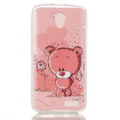 for Lenovo A 319 TPU Cases Cartoon Soft Simple PP Bag Gel Back Shell Super  Thin 85f57c36a436