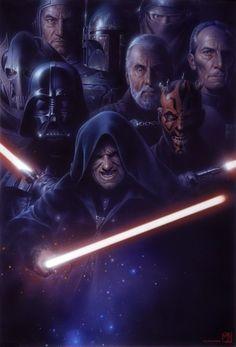 Die dunkle Seite der Macht