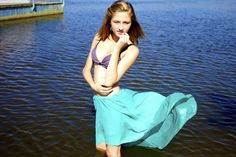 Ola Szuba river photoshoot, fashion photography  Canon EOS 600D  ISO 400 f/5 1/320