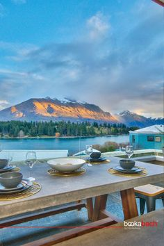 Travelling in Queenstown? Stay at one these spectacular properties.