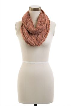 Type 3 Red Rock Scarf - New Arrivals