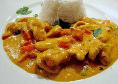 Afrikanisches Huhn mit Reis von HotTomBBQ auf www.rezeptwelt.de, der Thermomix ® Community