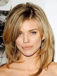 Image result for hairstyles for rectangular faces
