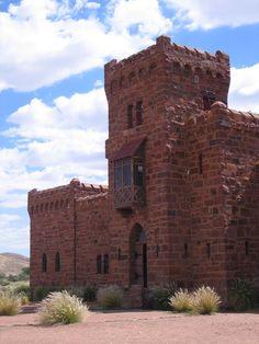 Schloss Duwisib in Namibia