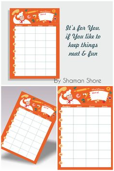 Planner Page Templates New Recipe Page Template Color Recipe Templates Recipe Planner .