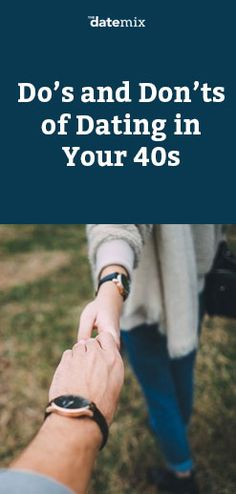 dating rules after 40