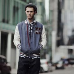 House - Men's Lookbook AW 12-13