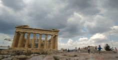 Cuts leave Greek heritage in ruins : Nature News & Comment