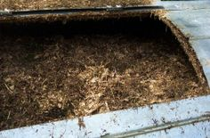 Natural Organic Mulch for the Vegetable Garden - several options     ....     stores.ebay.ca/THESEEDHOUSE