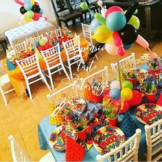 Our Children Chiavari Chair Rentals setup done by the Vendor