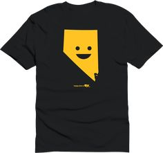 Happy state Co. nevada shirt available at http://www.kickstarter.com/projects/happystateco/happy-state-co-state-themed-shirts