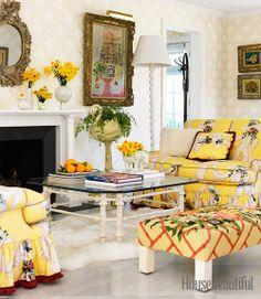 Living Room = Salas de Estar