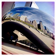 The Bean... Chicago