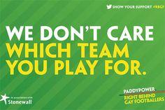 Printed T-shirts + rainbow laces: Can football aid progress? Printsome