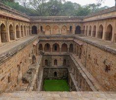 Это не индийские храмы. Это подземные колодцы невероятной красоты - Путешествуем вместе