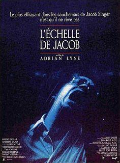 L'Échelle de Jacob (Jacob's Ladder) est un film américain réalisé par Adrian Lyne, sorti en 1990. Jacob, un New-Yorkais employé des postes, est surpris par d'étranges cauchemars pendant ses journées. Il se retrouve plongé dans des endroits inconnus et fait face à d'étranges personnes plus effrayantes les unes que les autres. The Crow, Marvel Movies, Horror Movies, Jacob Jacob, Jacob's Ladder, Drame, Good Movies, Thriller, I Am Awesome