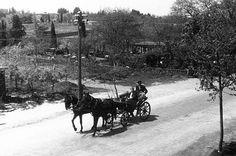 Mecidiye Köyü, 1940'lar.