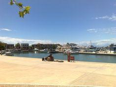 Sani marina. Hospitality, Eyes, Beach, Water, Outdoor Decor, Gripe Water, The Beach, Beaches, Cat Eyes