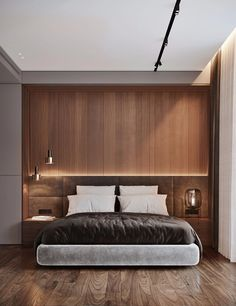 [New] The 10 Best Home Decor (with Pictures) - _ The Sleek Design Of This Place Is Amazing! Thoughts On The Colour Scheme? Visit For More Home Inspiration! Studio Interior, Modern Interior Design, Contemporary Design, Cozy Bedroom, Home Decor Bedroom, Adobe Photoshop, Lightroom, Hotel Room Design, Master Room