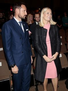 Norwegian Crown Prince and Princess in Canada 2016