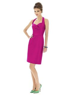 Alfred Sung Style D606 http://www.dessy.com/dresses/bridesmaid/D606/?color=paradise&colorid=466#.UjVBYe4o6M8