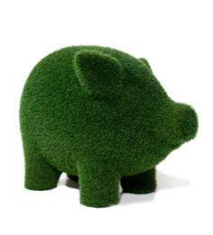 Part chia pet part piggy bank!