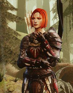Leliana - Dragon Age: Origins