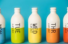 great concept ... wonderful colours and simple type