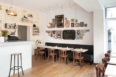 """Bistrot """"Chez ta Mère"""" by Rodéo Basilic, Nantes – France » Retail Design Blog"""