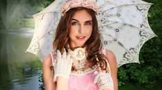 Fantasy Fotoshoot in Marie Antoinette jurk ♥ Achter de Schermen en Resul...