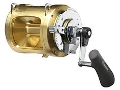 Why No Serious Offshore Angler can Fish without a Shimano Tiagra 50W Reel! www.xtremecharters.co.za #shimano #tiagra #50w #reel #review