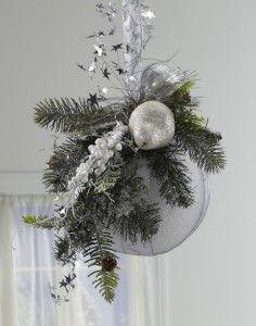 Frosty Kissing Ball – Make It Diy Christmas Ornaments, Christmas Projects, Handmade Christmas, Holiday Crafts, Christmas Wreaths, Christmas Decorations, Christmas Makes, Christmas Holidays, Kissing Ball