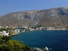View of Kantouni village Greek Islands, Mosaic, Places To Visit, In This Moment, Explore, Water, Travel, Outdoor, Greek Isles