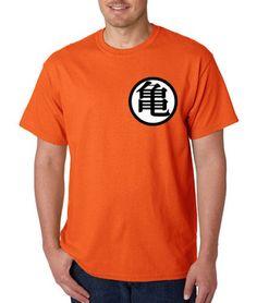 HOT SALE! Cool Goku's Train Dragon Ball Z Anime Kame T-Shirts