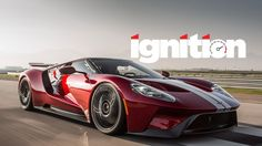 On this episode of Ignition presented by Tire Rack (http://www.tirerack.com), we drive Ford's spectacular new 216-mph GT. With a 647hp turbocharged V-6 engin...