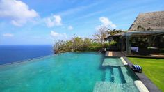 Get Pampered in this Magnificent #Luxury Villa in #Uluwatu , Bali. Our expert therapists will pamper you with signature #spa treatments with 100% natural oils, local herbs and plants - grown and blended exclusively in this villa.
