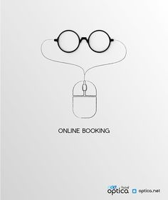 creative campaign Optica services campaign on Beha - Doodle On Photo, Optometry Office, Glasses Logo, Eye Facts, Clinic Interior Design, Clever Advertising, Medical Office Design, Fashion Eye Glasses, Medical Art