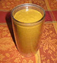 Pumpkin Chia Smoothie (Vegan) | Gluten Free Pantry