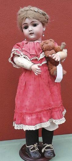 Antique Handwerck porcelain doll 109 | eBay                                                                                                                                                                                 More