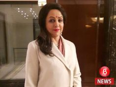 Hema Malini honoured for her contribution to cinema by IFFR