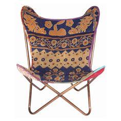Eloise Butterfly Chair